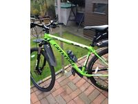New Cannondale Trail 4 29er