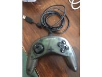 Microsoft sidewinder plug and play controller