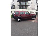 Land Rover freelander td4 diesel 4x4 automatic