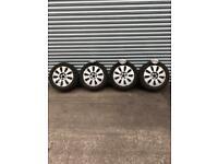 Audi A3 alloy wheels 16inch