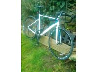 13 bike brand -- instinct alpha -road bike for sale -- in vgc - ready to ride -nice !