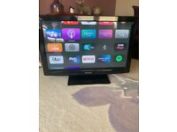 Panasonic 37inch TV -Can Deliver