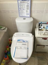 Bidet for sale 1 year old
