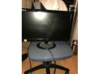 "22"" AOC MONITOR GOOD CONDITION"