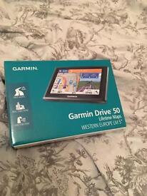 Garmin Drive 50 satnav