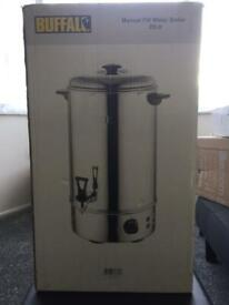 Buffalo tea urn. Water boiler. Water heater. Coffee machine