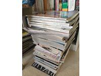FREE fashion magazines - Harper's Bazaar 2012-17