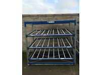 SHELVING WITH 4 LEVELS FOR SALE