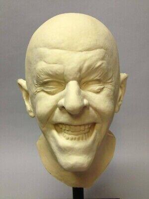 Latex Jack Nicholson Torrance Shining Life Size Horror Bust Display Halloween