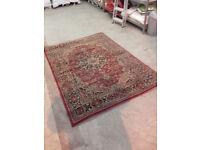 Large IKEA Valby floor rug