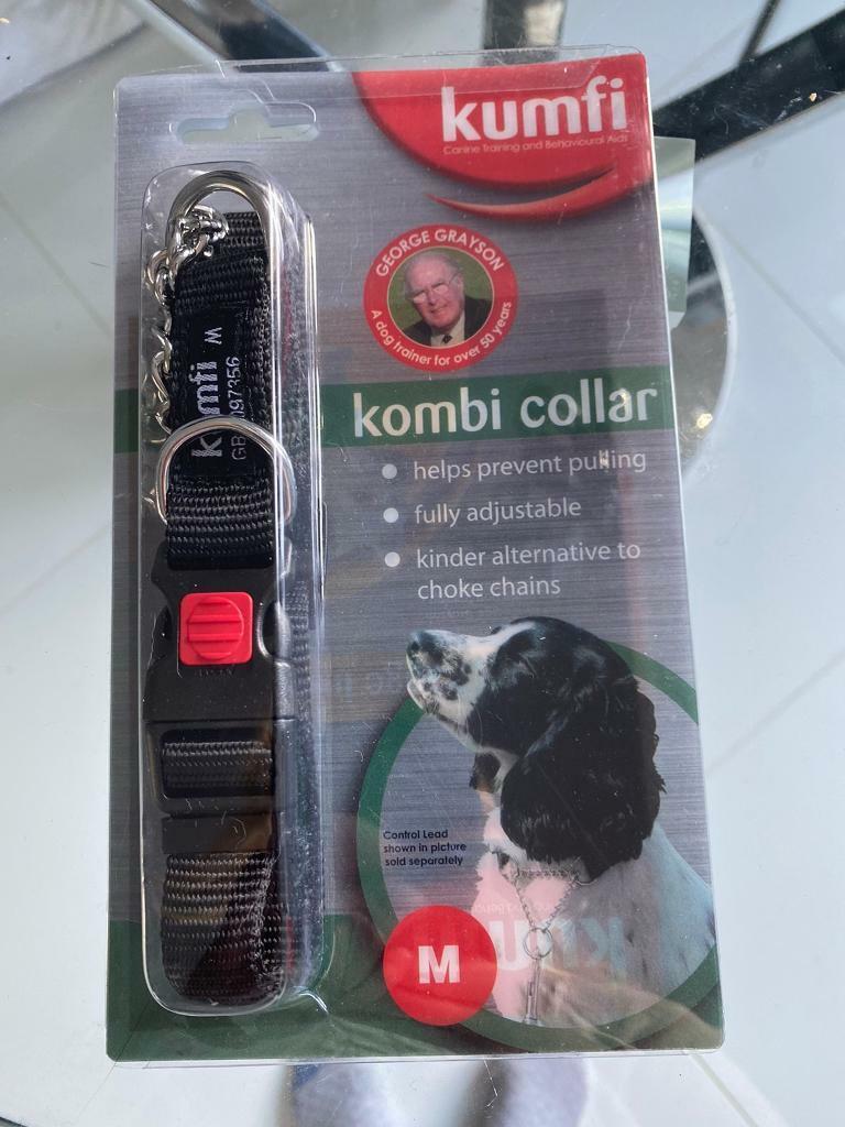 Kumfi kombi collar medium new