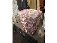 Landry basket - as new