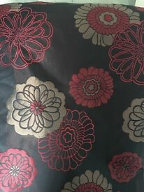 Curtains hand made brilliant condition