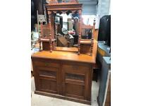 Vintage mirrored sideboard FREE DELIVERY PLYMOUTH AREA