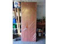 Sapelle internal door