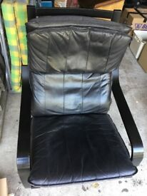 Ikea armchair in good condition.