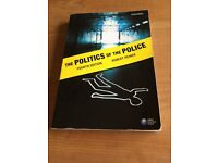 The Politics Of The Police - Robert Reiner