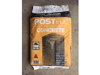 Post fix concrete