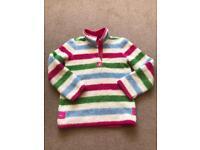 Girls teddy fleece Joules 9-10 £4