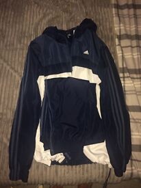Small adidas tracksuit
