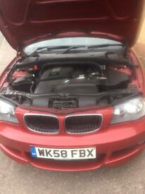 BMW Convertible 118i M Sport Auto Petrol
