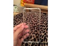 iPhone 7 Plus hard clear case
