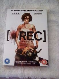 REC Genesis DVD