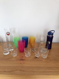 Various Glasses + Kids Party Glasses