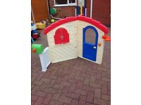 Kids foldaway playhouse