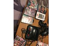Sega mega drive and games