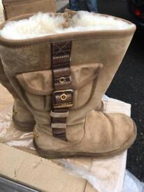Gold label Ugg boots