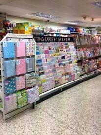 Part time Greeting Card merchandiser
