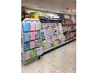 Part time Greeting Card merchandiser