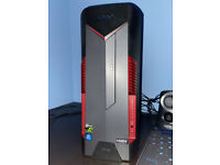 ACER NITRO N50-600 GAMING PC,GREAT CONDITION i5 8thgen,GTX 1050 2GB,8GB RAM,1TB Storage