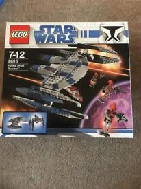 STAR WARS HYENA DROID BOMBER LEGO