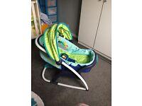 Bright starts baby 3in1 rocker