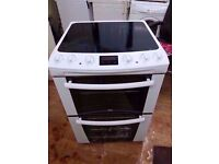 Zanussi Electric Cooker With Free Delivery