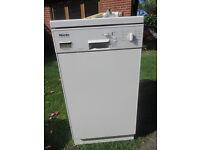 Miele Slimline Dishwasher