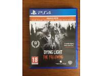 Dying Light: The Following - Enhanced Edition PS4 game