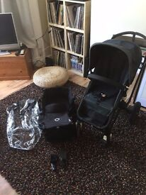 Bugaboo Cameleon - Limited Edition Denim 107 - Stunning Condition