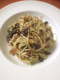 Pasta Chef for new Italian Restaurant / Pizzeria