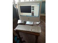 Immaculate Apple Imac G5. Collectors Item and rare.