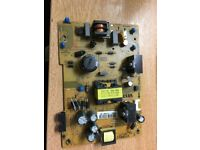 "Toshiba 32W3454DB 32"" LED TV Power Supply Board"