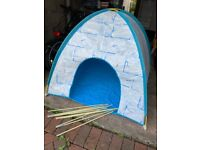 IKEA igloo play tent