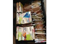 Jane Plan food - approx 140 lunch+dinner and 120 breakfasts