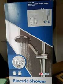 Electric shower unit brand new