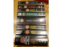 Joblot of Dr Who videos