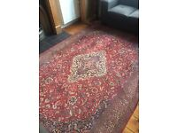 Large Persian-style Rug (approx 2X3 metres)
