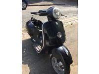 2005 Vespa Gts 250cc for repair Or Pars £350