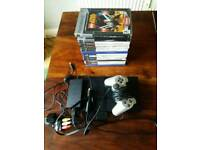 Ps2 with 15 games